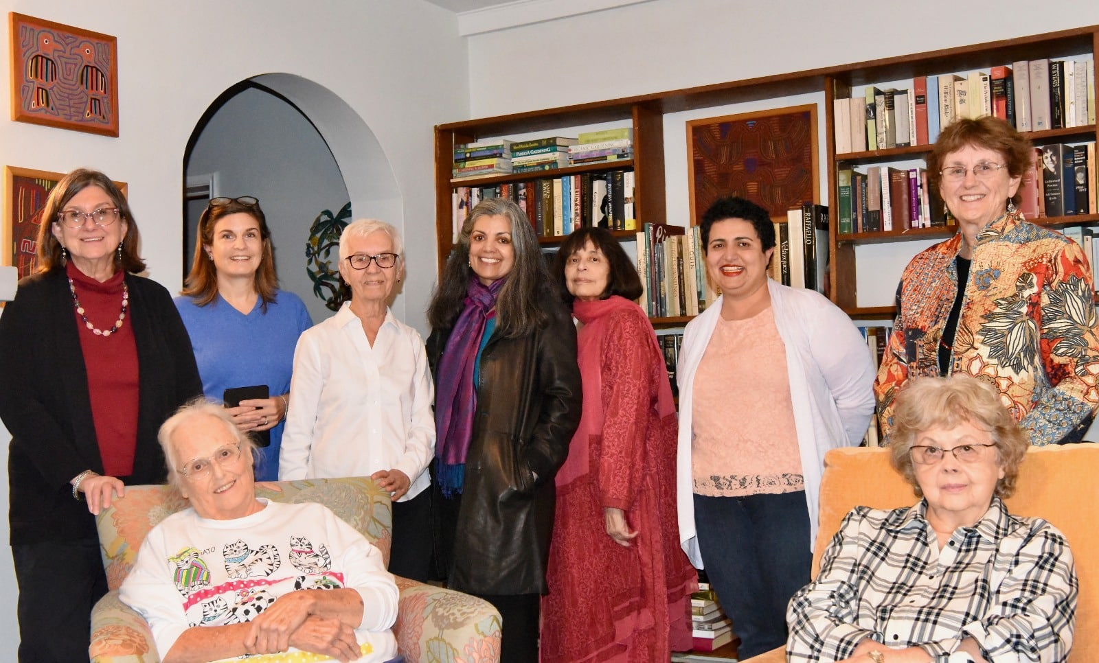 FIU Women Faculty Book Club, Miami, FL