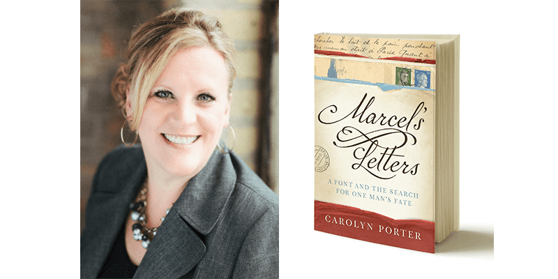 Author Carolyn Porter