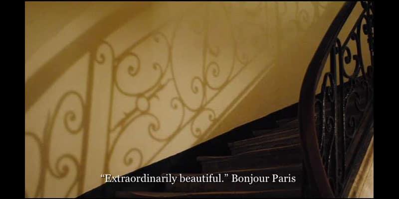 interview for bonjour paris