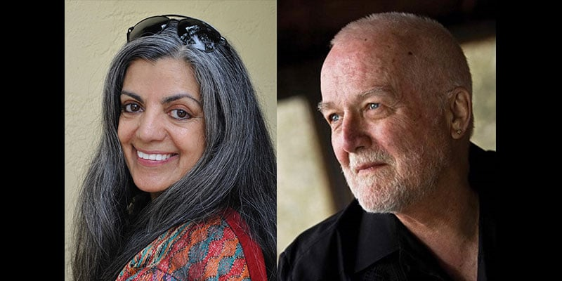 Mamta Chaudhry & Russell Banks