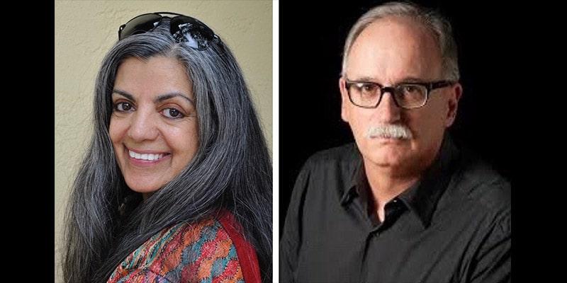 Mamta Chaudhry & Jim Shepard